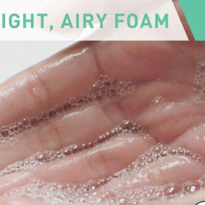 Light Airy Foam