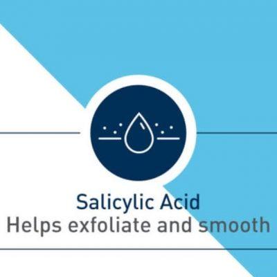 Helps Exfoliate